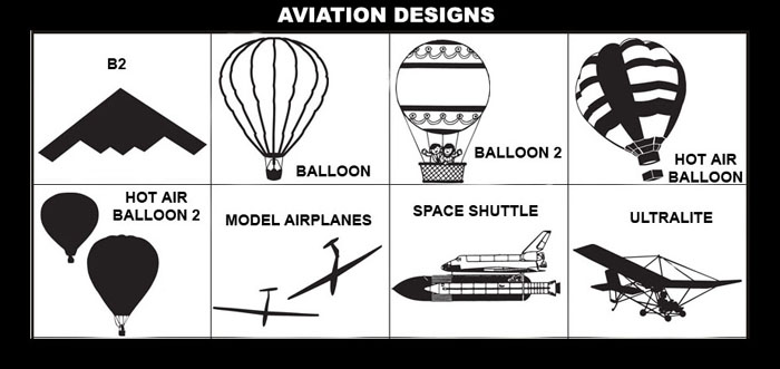 Aviation, Balloon, Hot Air Balloon, Model Airplane, Space Shuttle, Ultralight